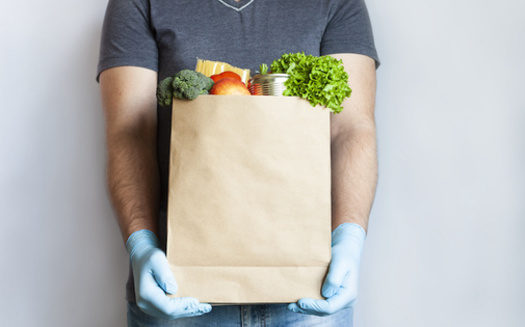 Food prices are rising nationwide, and the cost of a grocery store trip is up 3.5% from a year ago, according to a USDA report. (Adobe Stock)