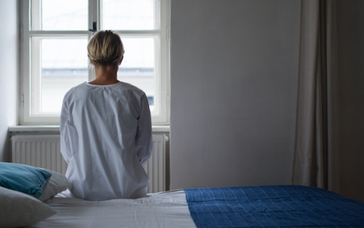 From August 2020 to last February, the rate of adults with recent symptoms of an anxiety or a depressive disorder increased from 36.4% to 41.5%, according to the Centers for Disease Control and Prevention. (Adobe Stock)