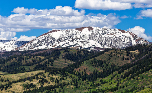 The Bridger-Teton National Forest occupies the traditional lands of the Shoshone-Bannock, Eastern Shoshone and Cheyenne people. (Adobe Stock)
