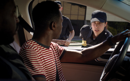 Roseville is among the Minnesota cities that will no longer enforce vehicle equipment violations, expired registrations, or other non-moving violations that do not create a public safety concern. Reform advocates hope the change helps end racial disparities in traffic stops. (Adobe Stock)
