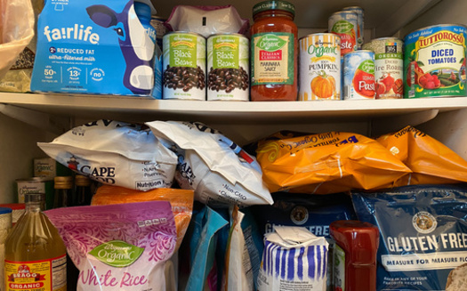 Food insecurity in Virginia rose to 22.5% during the first few months of the pandemic, according to the Northwestern Institute for Policy Research. (Adobe Stock)