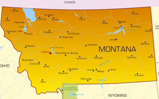 Democratic commissioners have proposed five maps for Montana's two congressional seats, and Republicans have proposed four. (olinchuk/Adobe Stock)