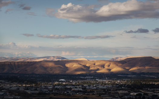 A 2010 district map may have diluted the political clout of Latino and Native American voters in Yakima, Wash. (Andrew Black/Adobe Stock)