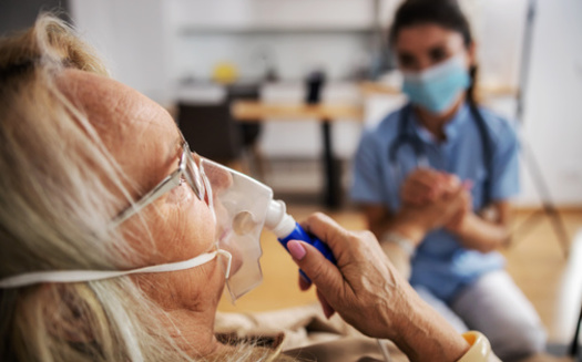 Between mid-August and mid-September, there were more than 160 new COVID-19 infections among Wisconsin nursing-home residents. (Adobe Stock)