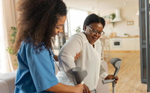 More than 80% of Virginia voters say nursing homes should be required to provide infection-control training for staff, according to a new AARP survey. (Adobe Stock)