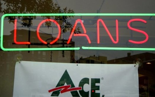 Payday loans often have triple-digit interest rates that can lead consumers into a cycle of debt. (Krossel/Morguefile)