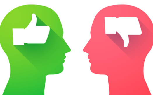 Although people spent less time on average on Facebook than some other social media sites, the vast majority said they'd had arguments there. (jpgon/Adobe Stock)