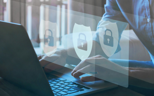 Experts urge people to be diligent about their online security, with ransomware attacks on the rise nationally. (Song_about_summer/Adobe Stock)