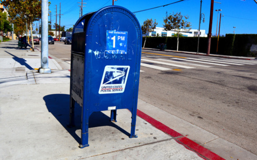 The latest U.S. Postal Service changes are the result of a move away from air mail delivery. (Adobe Stock)