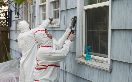 A majority of Ohio's housing stock was built prior to the prohibition of lead-based paint. (AdobeStock). <br />