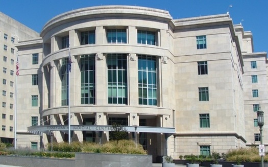 The school-funding lawsuit will be heard in the Pennsylvania Judicial Center in Harrisburg and is expected to run through December. (Wikimedia Commons)