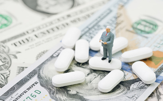 AARP is calling on lawmakers to increase access to less expensive generic drugs, and cap out-of-pocket costs for people living on fixed incomes. (Adobe Stock)