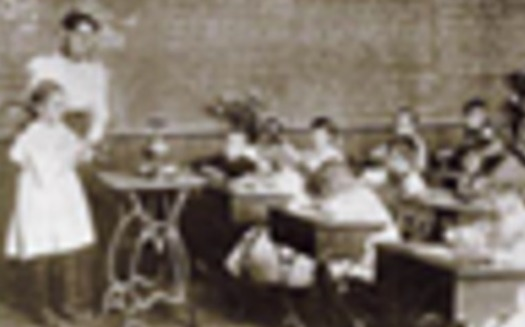 PHOTO: The Virginia Education Association played a key role in creating public schools in Virginia. This week, it is 150 years old. Photo credit: VEA