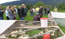 PHOTO: It can be a tough row to hoe for new and beginning farmers, but the state is working to assist them with outreach opportunities, like this poultry workshop in Whatcom County and an expanded Farm Internship Program. Photo courtesy Washington State Dept. of Agriculture.