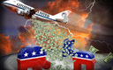 IMAGE: A first step toward ending big money in politics? The U.S. Senate Judiciary Committee has approved a proposed constitutional amendment to give Congress and states control of campaign spending limits, in response to recent U.S. Supreme Court decisions. Image credit: DonkeyHotey/Flickr