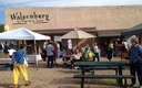PHOTO: The Walsenburg Farmers Market is proving effective in encouraging people to explore their downtown community, eat healthy and exercise. Photo credit: Cindy Campbell.
