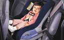 PHOTO: The Centers for Disease Control and Prevention estimates the majority of child-safety seats are not installed properly in cars. Free car-seat inspections are being held at sites around North Carolina as part of National Child Passenger Safety Week. Photo courtesy seatcheck.org.