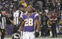 PHOTO: The Vikings have reactivated running back Adrian Peterson, with team owners saying they believe it's best to let the legal case in Texas proceed before they determine a course of action. Photo credit: Joe Bielawa/Flickr.