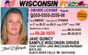 PHOTO: A Wisconsin driver's license is one of the few forms of accepted photo identification for the state's November election. A federal appeals court recently removed the injunction against Wisconsin's Voter ID law and said the law should be in force for the November election. Photo courtesy Wisconsin Dept. of Transportation.