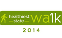 IMAGE: Organizers of today's Healthiest State Walk are hoping for as many as 500,000 Iowans to walk one kilometer, or for about 12 minutes. Image credit: Healthiest State Initiative
