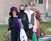 PHOTO: With Halloween falling on a Friday night this year, experts say close parental supervision and a few sensible precautions will help keep kids safe while trick-or-treating. Photo credit: Gracey Stinson/Morguefile.