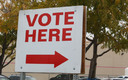 PHOTO: LR-126 would repeal Election Day voter registration in Montana, as well as late registration. More than 29,000 Montanans have used Election Day registration to cast a ballot. Credit: Deborah C. Smith