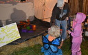 PHOTO: With Halloween falling on a Friday night this year, experts say close parental supervision and a few sensible precautions will help keep kids safe while trick-or-treating. Photo credit: S. Carson