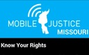PHOTO: Knowledge is power, and the ACLU of Missouri hopes its new smartphone app will empower Missourians with the information and tools they need to protect their civil rights. Image courtesy of ACLU of Missouri.