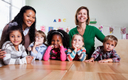 PHOTO: Getting more 3- and 4-year-olds into preschool in Oregon, and more kids into full-day kindergarten, are among the education priorities in Gov. John Kitzhaber's budget proposal for the next biennium. Photo credit: kali9/iStockphoto.com.