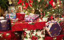 PHOTO: While it's hard not to let the children tear into the wrapping paper, experts say saving it for another use, or recycling it where possible, is just one way to reduce the impact of the holiday on the environment. Photo credit: earl53/morguefile.com.