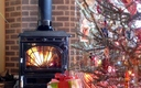 PHOTO: Here's a holiday gift idea for your fellow Kentuckians - burning a more efficient fire to help reduce wood smoke. The EPA offers suggestions. Photo by Greg Stotelmyer.