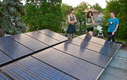 PHOTO: Florida is one of only five states in which people have to buy their solar power equipment from electric utilities instead of other types of vendors. A coalition has formed with the goal of a 2016 ballot measure to change that. Photo courtesy Floridians for Solar Choice.