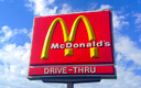 """PHOTO: A new public awareness campaign from the U.S. Public Interest Research Group is asking the famous """"Golden Arches"""" of McDonald's to stop using meat raised with antibiotics. Photo credit: Mike Mozart/Flickr."""