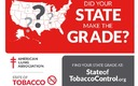GRAPHIC: The 2015 report card is out, and Wisconsin got mixed grades - an A, a B and two Fs - for efforts to control tobacco use. The report suggests Wisconsin needs to work on prevention and increase access to smoking cessation services. Graphic courtesy of American Lung Assn. Wisconsin.