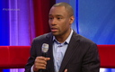 PHOTO: Professor, author, and cultural critic Marc Lamont Hill will deliver the keynote address tomorrow in a celebration of Black History Month on the UW-Madison campus. The award-winning activist, journalist and TV host will talk about what he observed in Ferguson, Mo., several months ago. Photo credit: BET.