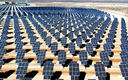 PHOTO: The number of jobs in the solar industry is growing at blazing pace, according to an annual census of solar employment. Photo by Nadine Barclay/Wikipedia.