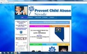 PHOTO: Reporting suspected child abuse and raising awareness of services available to help victims of abuse is the goal of a campaign underway in Utah and around the U.S. throughout the month of April. Photo courtesy of Prevent Child Abuse Nevada.