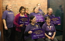 PHOTO: Home-care workers want the ability to put 23 cents an hour of their pay into a trust fund for future retirement benefits, but the idea is getting pushback from some state senators. Photo credit: Sarah Lloyd.