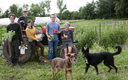 PHOTO: The 2015 Ohio Sustainable Farm Tour and Workshop Series kicks off in June offering  people across Ohio the chance to experience life on the farm and learn new skills. Photo courtesy of Sunseed Farm.