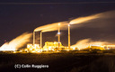 PHOTO: An analysis of operational costs and energy markets shows that the two oldest coal-fired plants at Colstrip may have a limited future. Photo credit: Colin Ruggiero