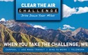 GRAPHIC: To help improve the state's air quality, thousands of Utah residents are expected to drive less this month as part of the annual Clear the Air Challenge. Graphic courtesy Salt Lake Chamber.
