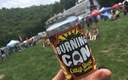 Photo: Organizers at the Second Annual Burning Can Festival in Brevard opted to turn their festival into a private party and refund 2,000 ticket holders in order to remain in compliance with the law. Photo courtesy: S. Carson