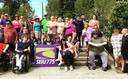 Home-care workers and clients across the state, including this Snohomish County group, have been holding summer picnics and barbecues to celebrate a new two-year contract with the state. Credit: SEIU 775 Northwest.