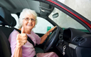 PHOTO: Uber and the AARP subsidiary Life Reimagined are partnering to attract more seniors to drive for Uber. Photo credit: Warren Goldswain/iStock