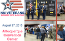 The New Mexico Veterans Business Expo and Job Fair is happening Thursday at the Albuquerque Convention Center. Credit: New Mexico Veterans Business Expo and Job Fair.