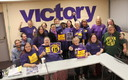 An SEIU Local 503 bargaining team has negotiated a pay raise with the state for home-care workers, who will earn up to $15 an hour by 2017. Credit: SEIU Local 503.