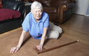 Falls are the leading cause of fatal and non-fatal injuries for older Americans. Credit: Imagesbybarbara