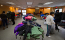 Hundreds of American Indian students from lower-income families have received free winter jackets in Minneapolis. Credit: Greater Minneapolis Council of Churches