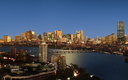 Boston tops the list of cities with the highest income inequality in the nation, says the Brookings Institute. (Henry Han/Wikimedia Commons)