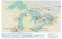 There are 38 active and 12 closed nuclear power plants in the Great Lakes Basin, and environmental groups are concerned about their impact on water quality. (CELA)